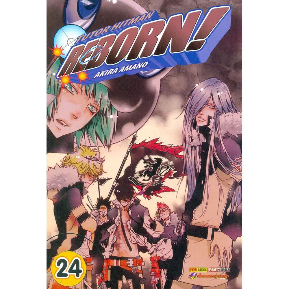Tutor Hitman Reborn! / Katekyo Hitman Reborn! - Volume 24