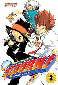 Tutor Hitman Reborn! / Katekyo Hitman Reborn! - Volume 02 - Usado