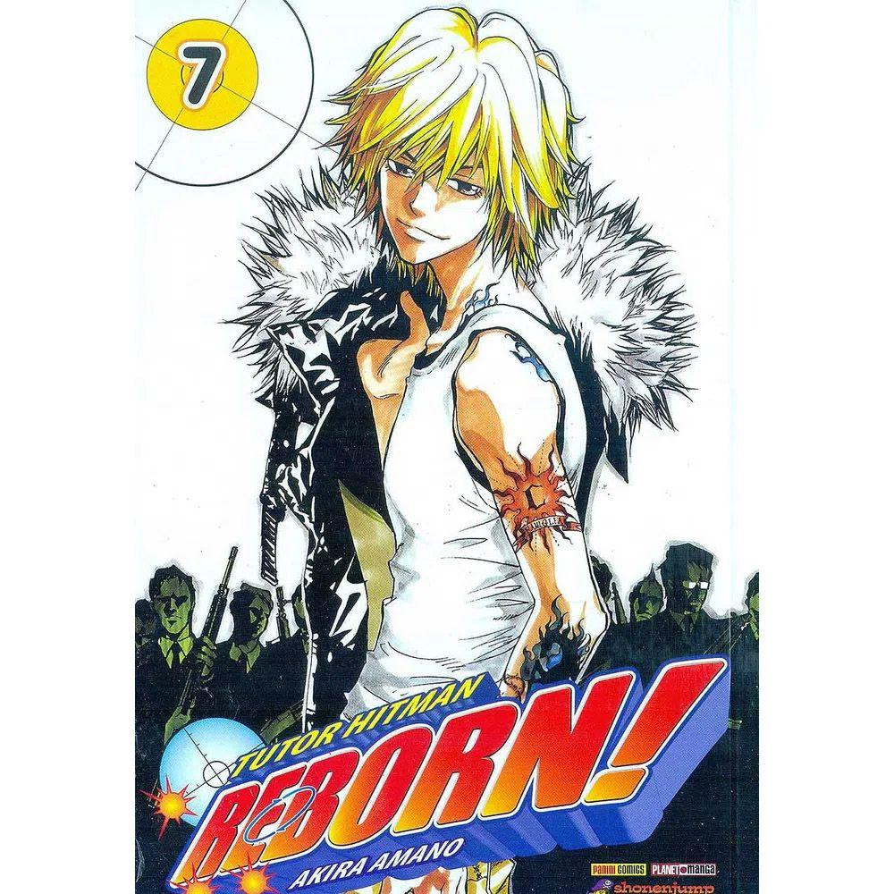 Tutor Hitman Reborn! / Katekyo Hitman Reborn! - Volume 07 - Usado
