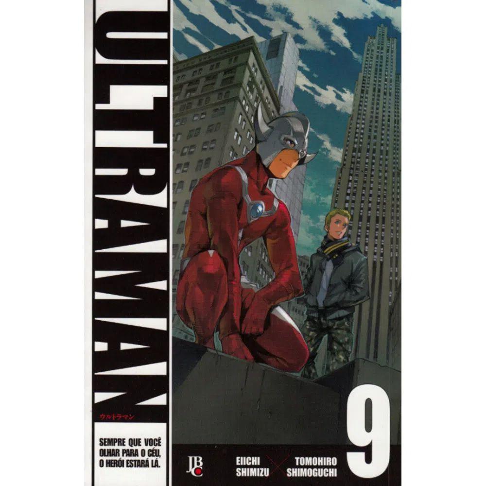 Ultraman - Volume 09 - Usado