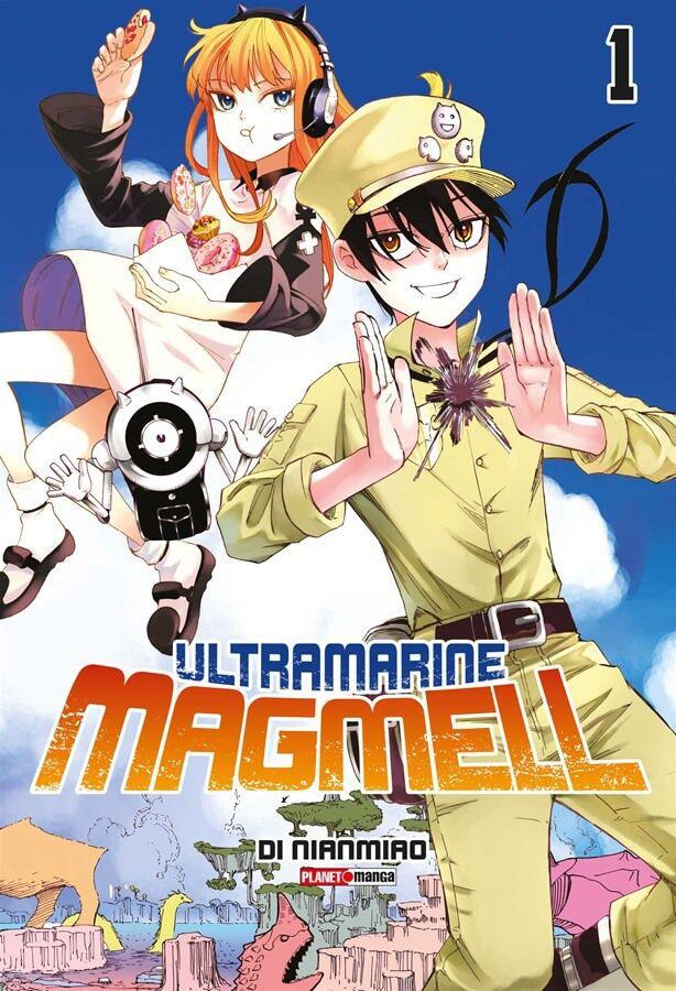 Ultramarine Magmell - Volume 01