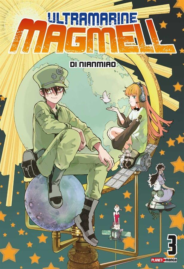 Ultramarine Magmell - Volume 03