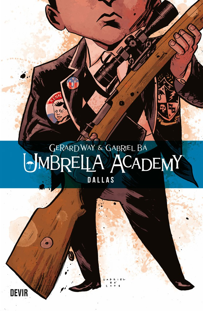 Umbrella Academy - Dallas - Volume 02