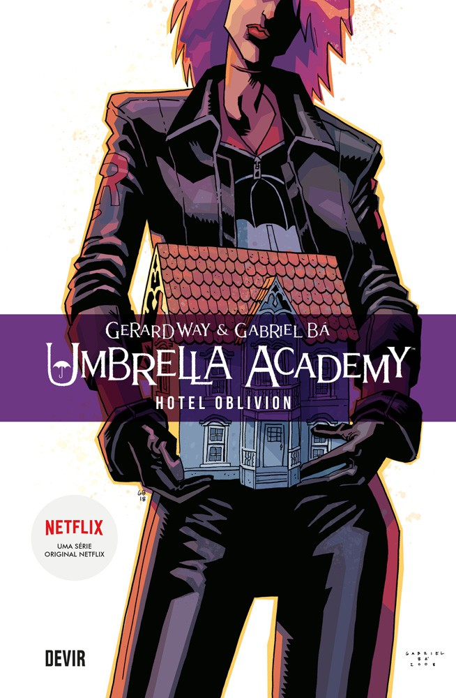 Umbrella Academy - Hotel Oblivion - Volume 03