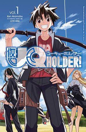 UQ Holder - Volume 01 - Usado