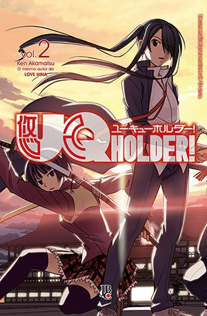 UQ Holder - Volume 02 - Usado