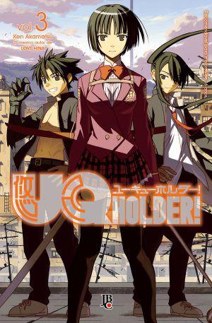 UQ Holder - Volume 03 - Usado