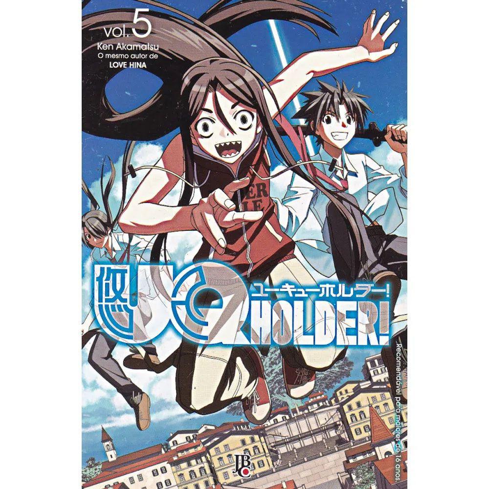 UQ Holder - Volume 05 - Usado