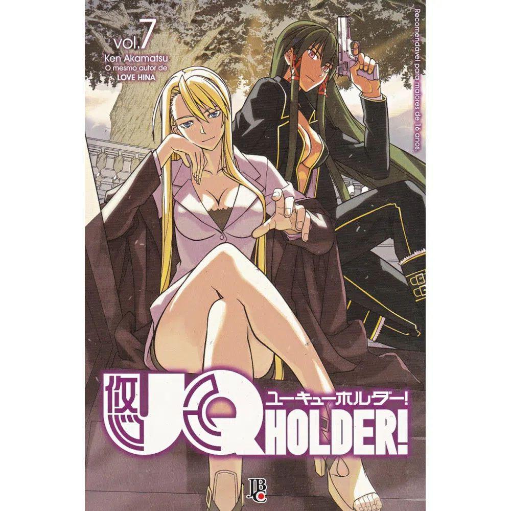UQ Holder - Volume 07 - Usado