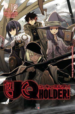 UQ Holder - Volume 12