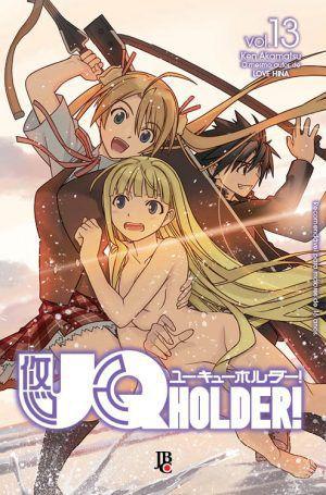 UQ Holder - Volume 13