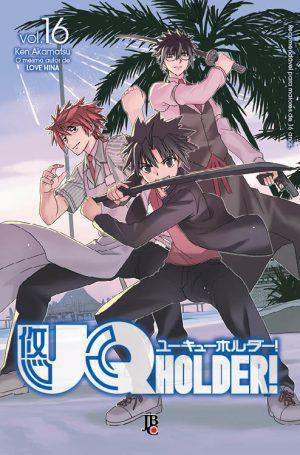 UQ Holder - Volume 16