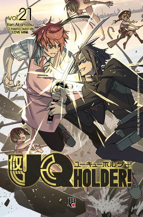 UQ Holder - Volume 21