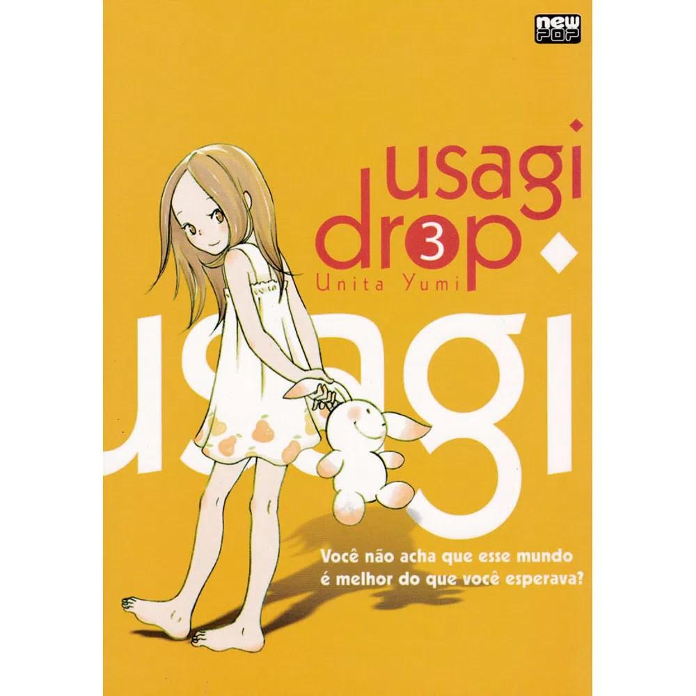 Usagi Drop - Volume 03 - Usado