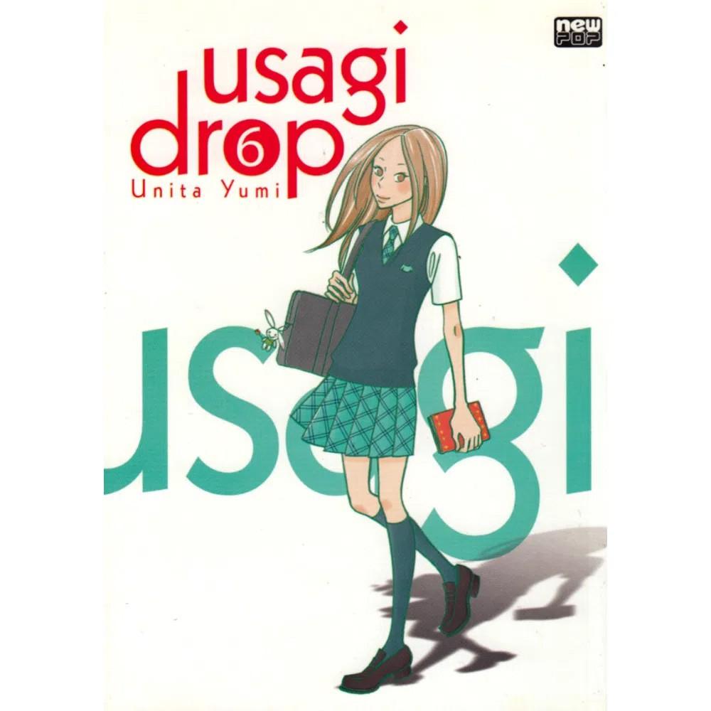 Usagi Drop - Volume 06 - Usado
