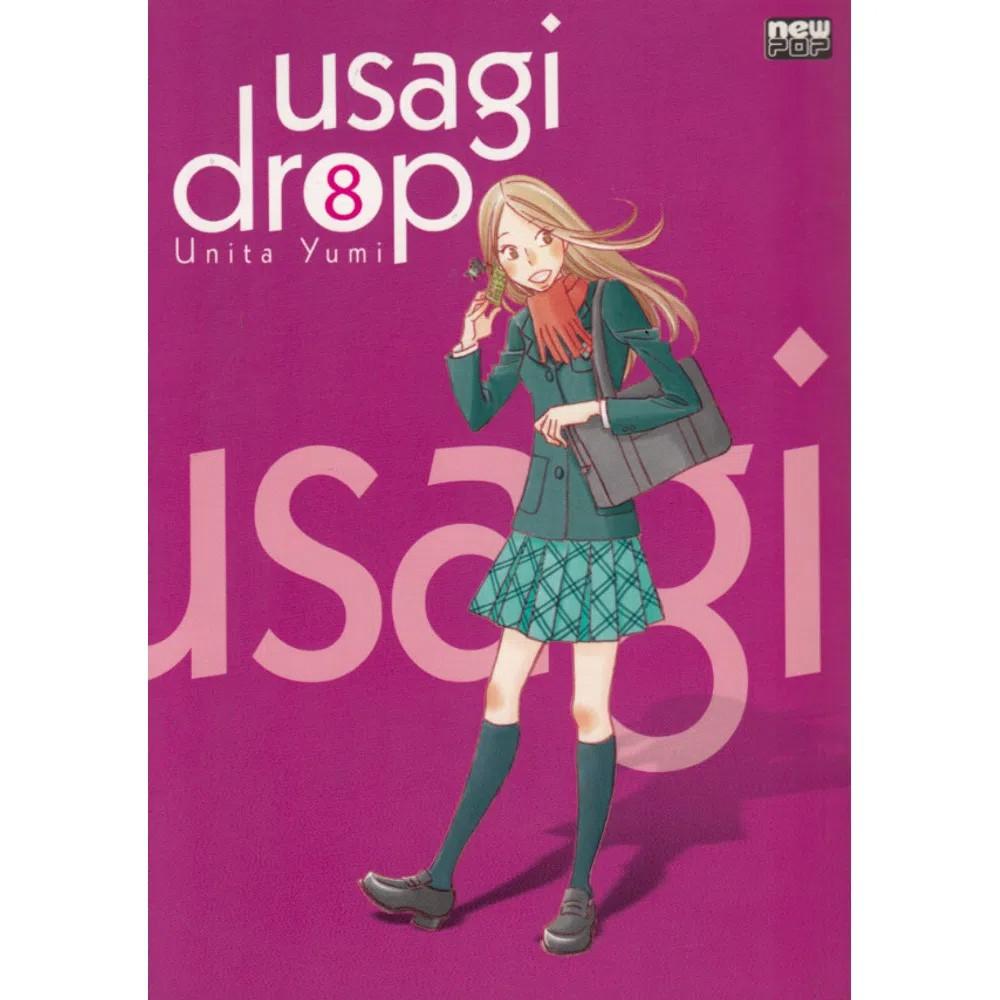 Usagi Drop - Volume 08 - Usado