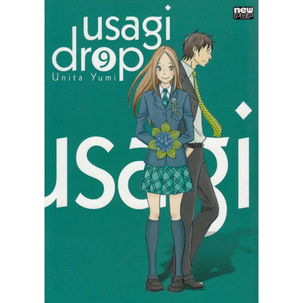 Usagi Drop - Volume 09 - Usado