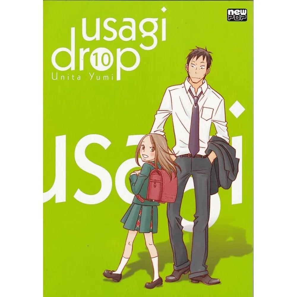 Usagi Drop - Volume 10 - Usado