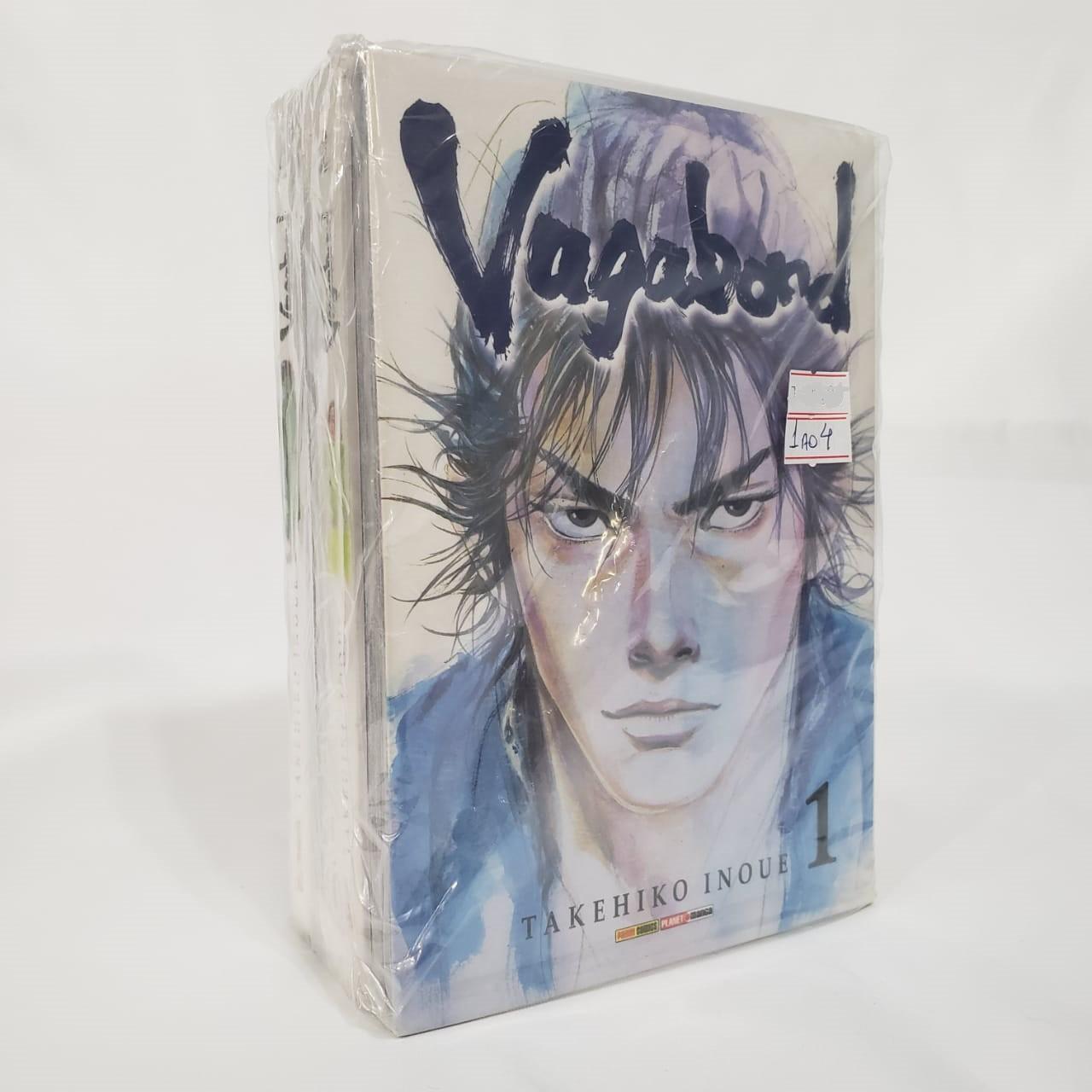 Vagabond - 1 ao 4 - Pack