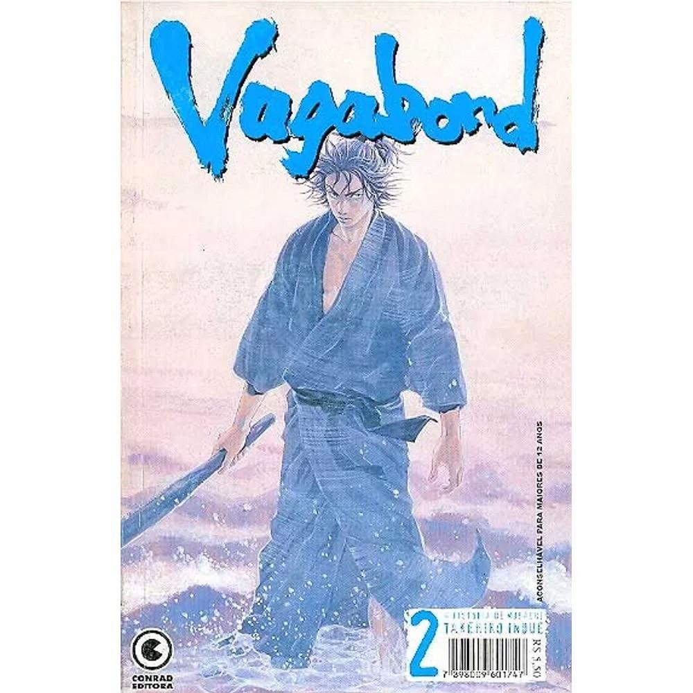 Vagabond - 1ª Edição - Volume 02 - Usado