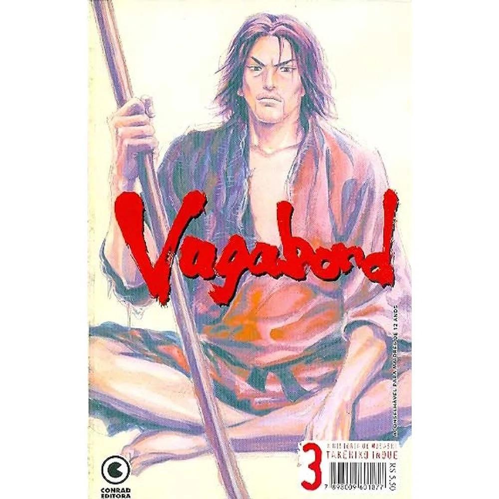 Vagabond - 1ª Edição - Volume 03 - Usado
