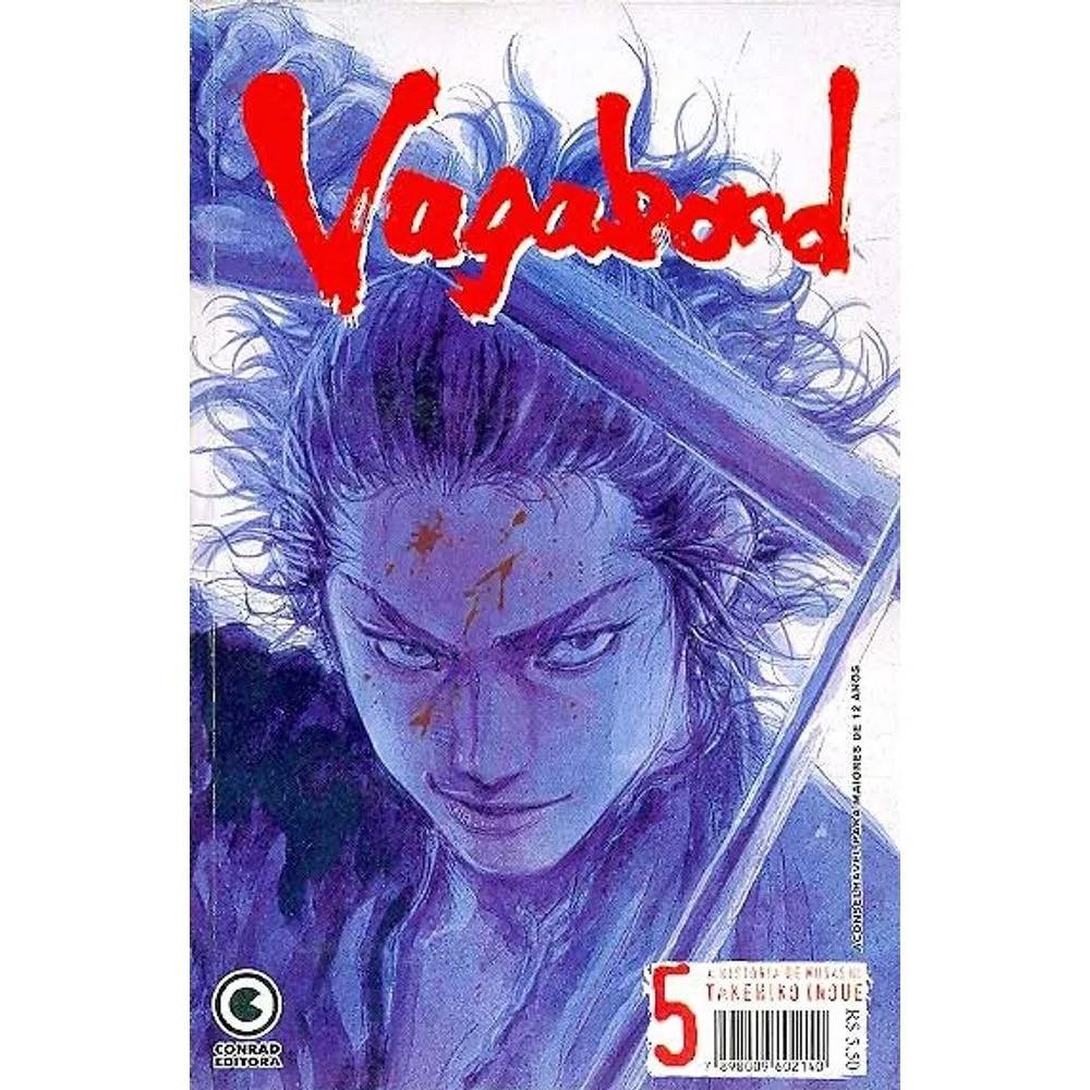 Vagabond - 1ª Edição - Volume 05 - Usado