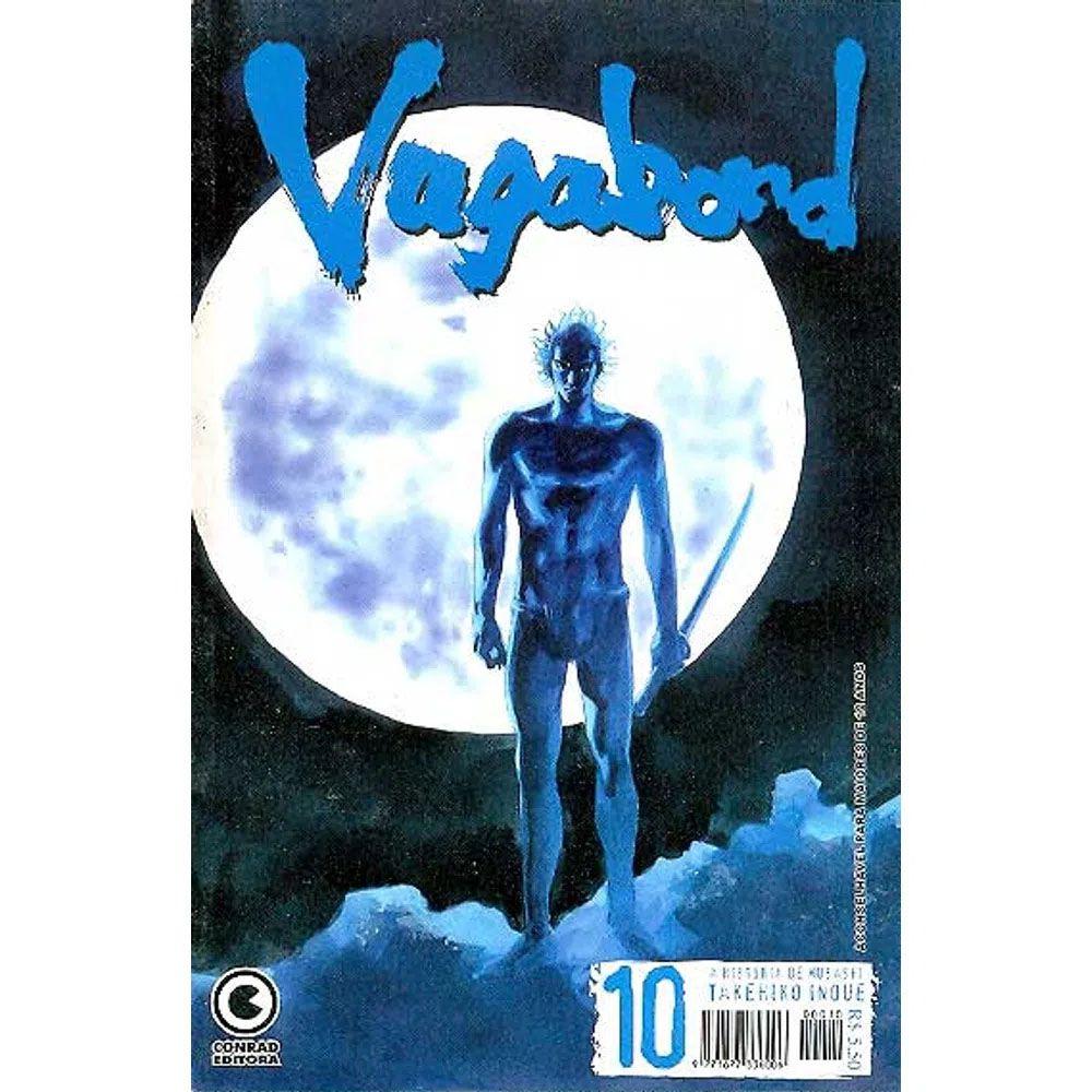Vagabond - 1ª Edição - Volume 10 - Usado