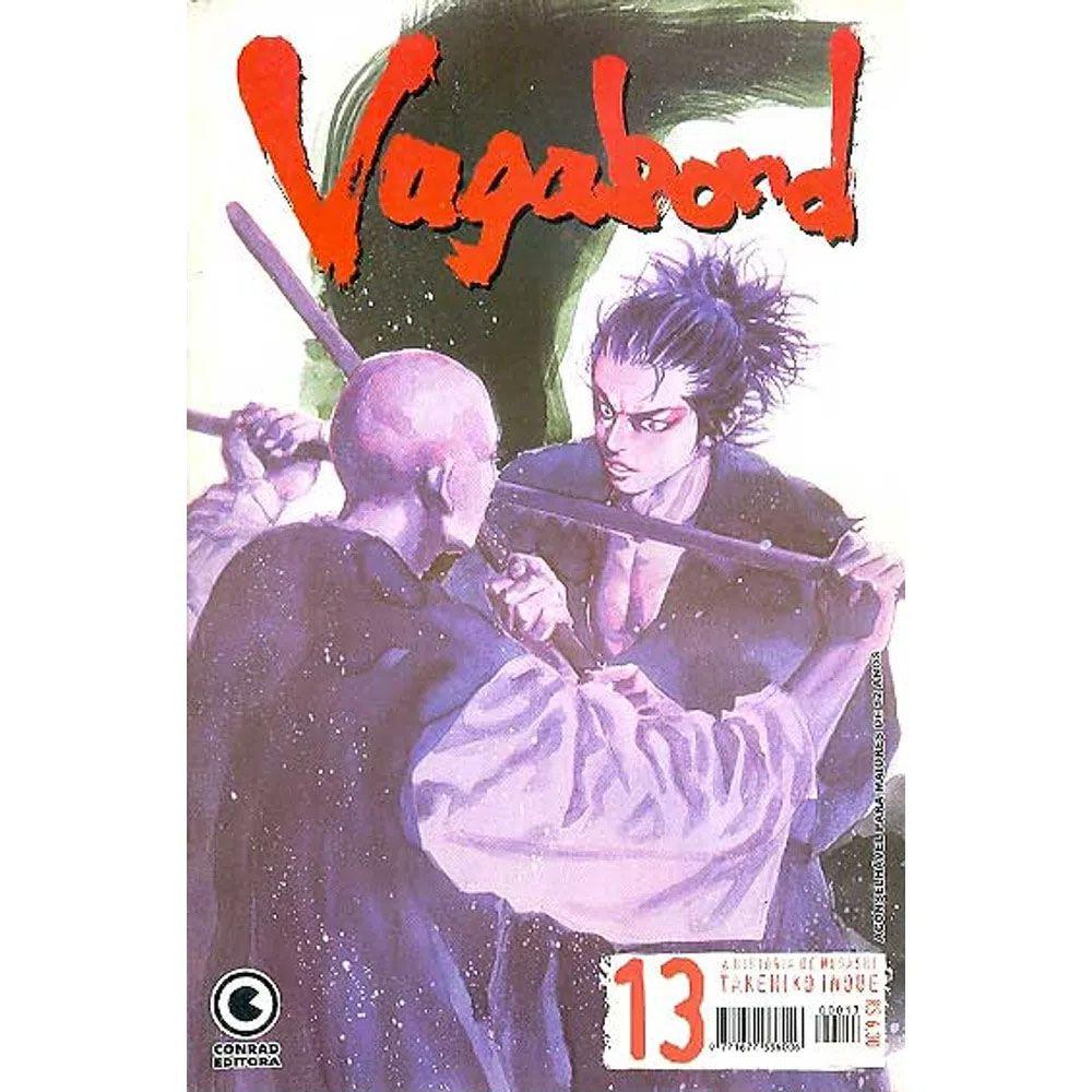 Vagabond - 1ª Edição - Volume 13 - Usado