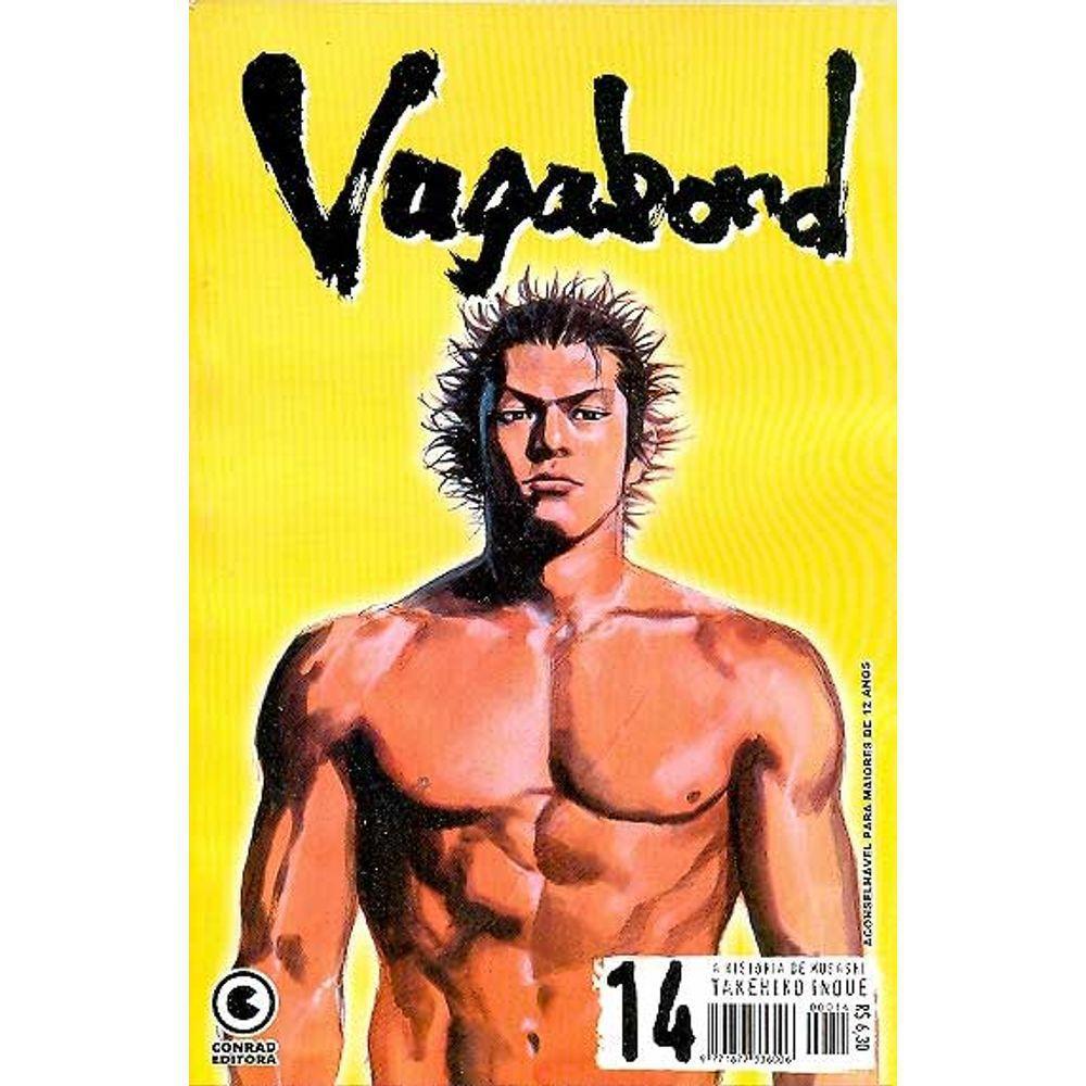 Vagabond - 1ª Edição - Volume 14 - Usado