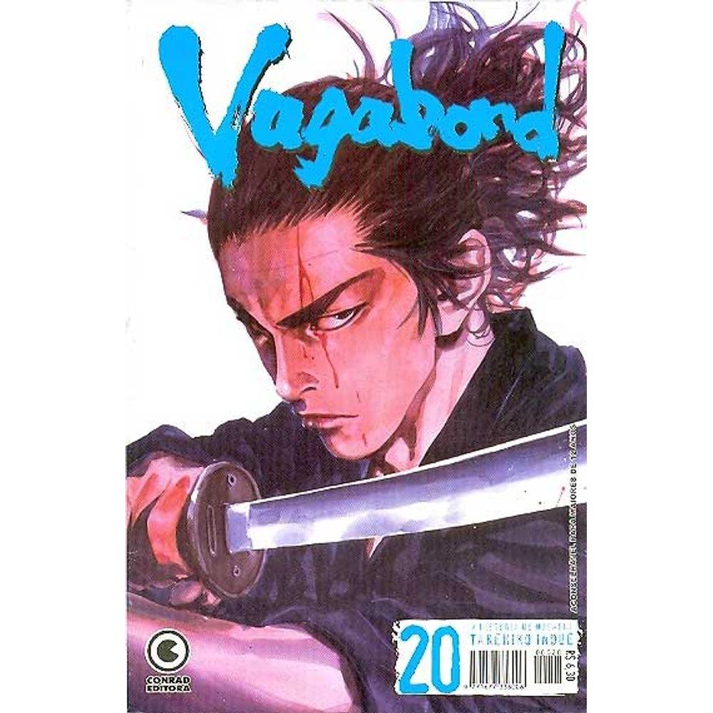 Vagabond - 1ª Edição - Volume 20 - Usado