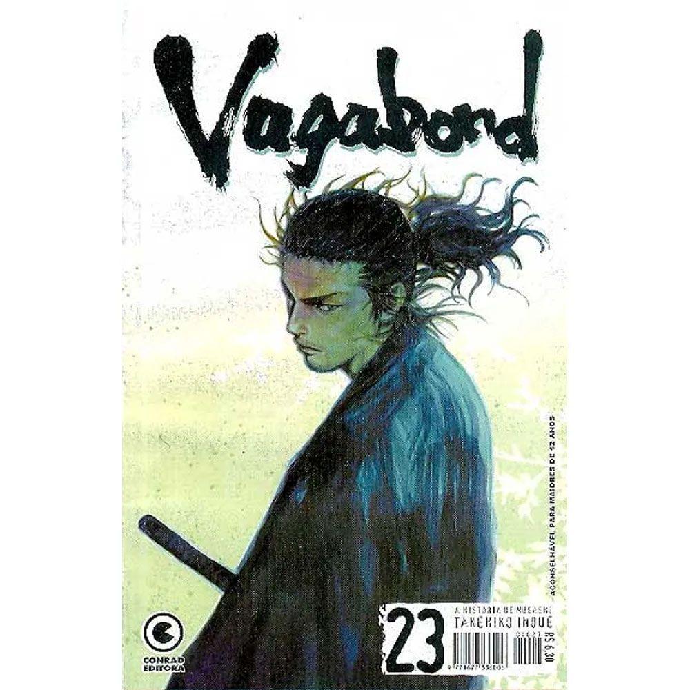Vagabond - 1ª Edição - Volume 23 - Usado