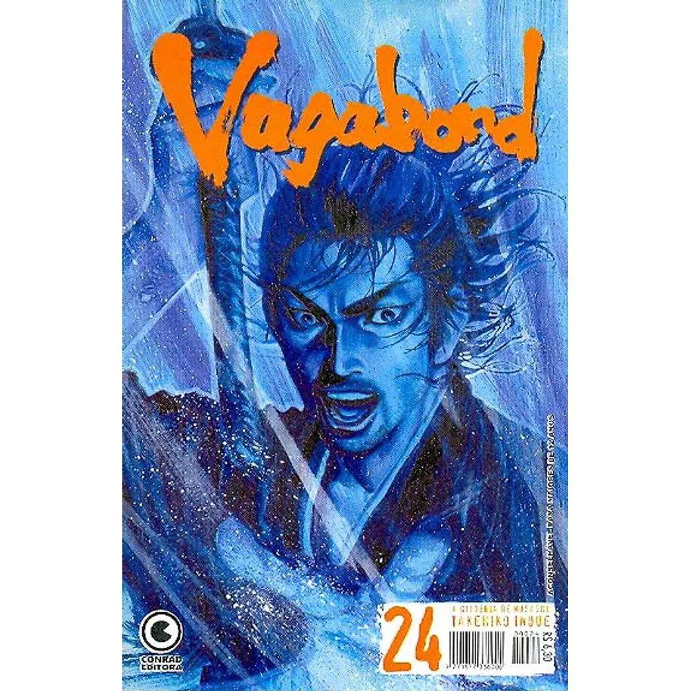 Vagabond - 1ª Edição - Volume 24 - Usado