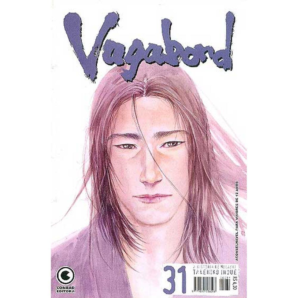 Vagabond - 1ª Edição - Volume 31 - Usado