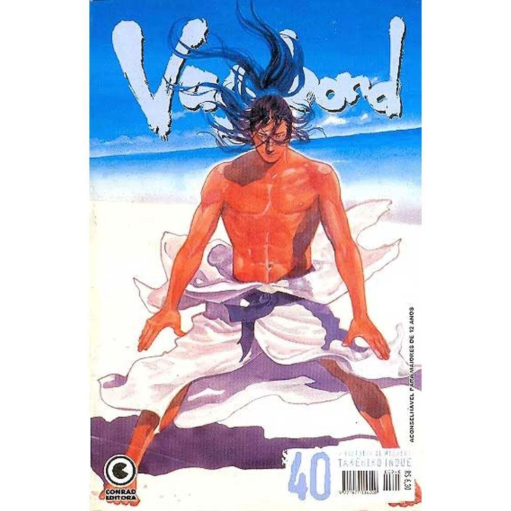 Vagabond - 1ª Edição - Volume 40 - Usado