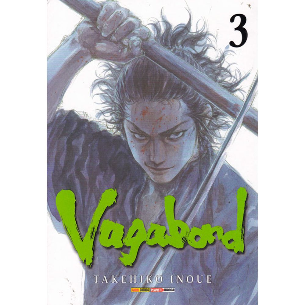 Vagabond - Volume 03 - Usado