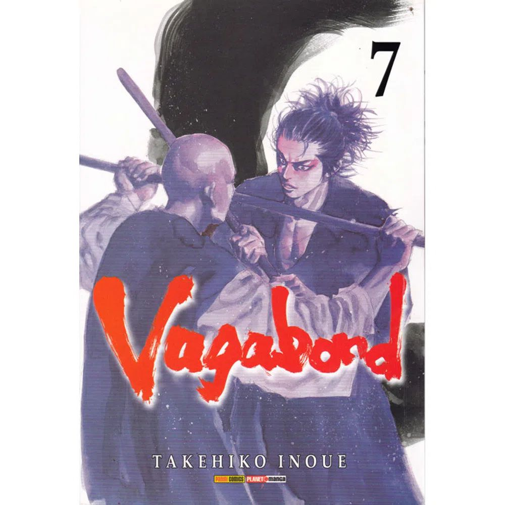 Vagabond - Volume 07 - Usado