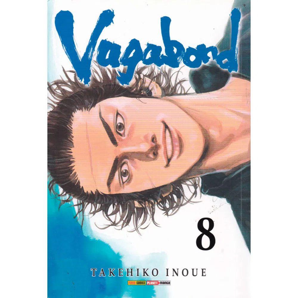 Vagabond - Volume 08 - Usado
