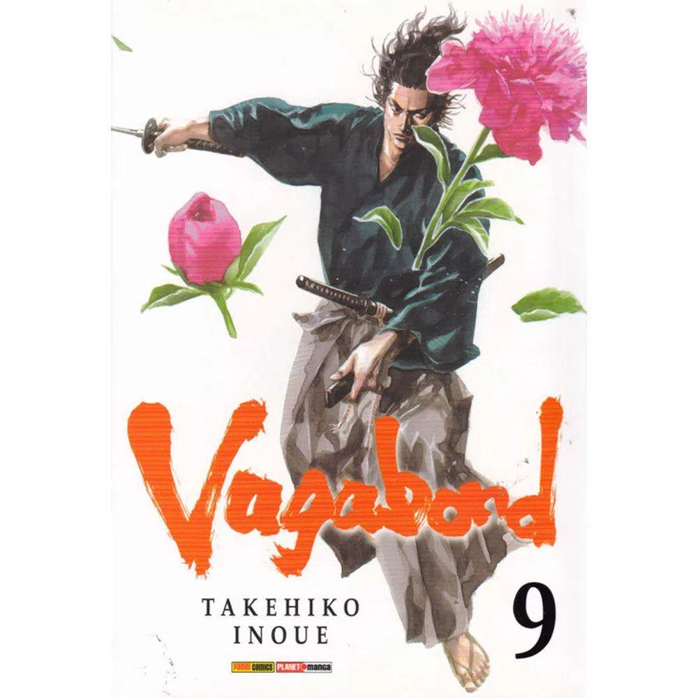 Vagabond - Volume 09 - Usado