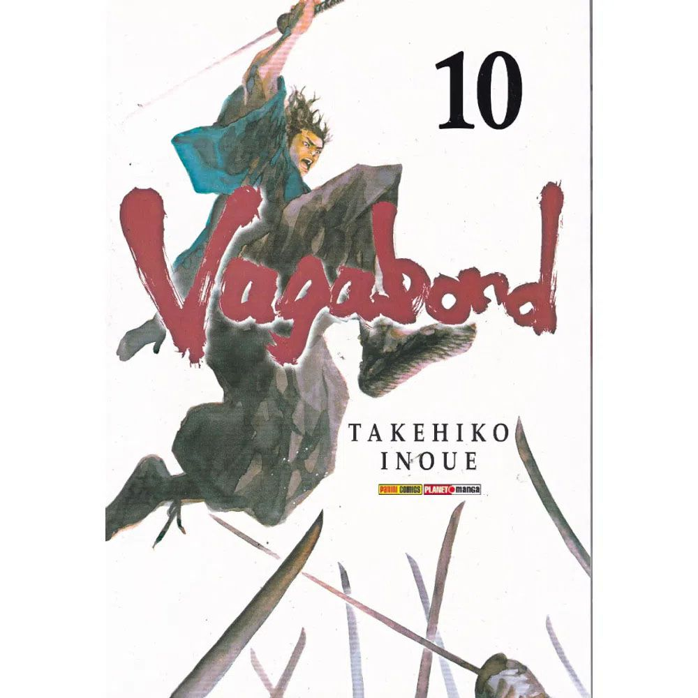 Vagabond - Volume 10