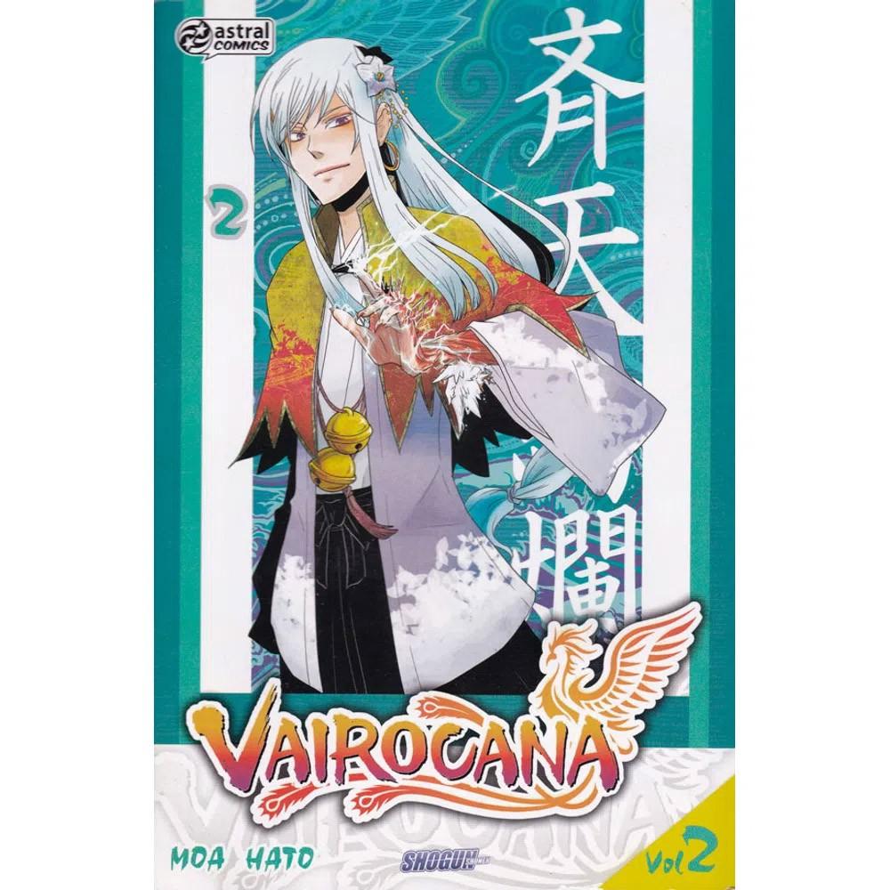 Vairocana - Volume 02 - Usado
