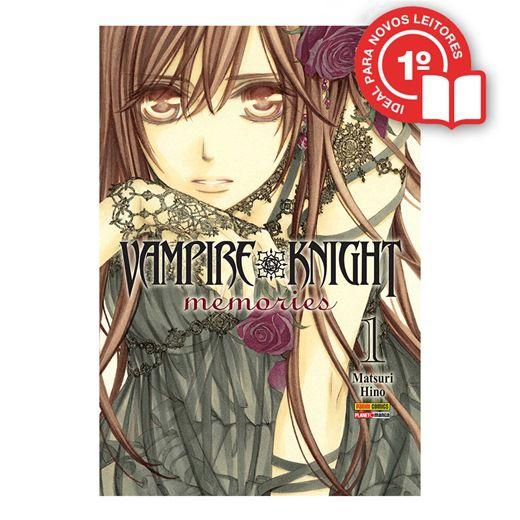 Vampire Knight Memories - Volume 01