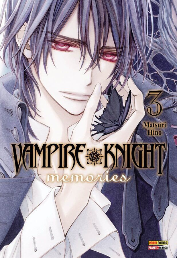 Vampire Knight Memories - Volume 03