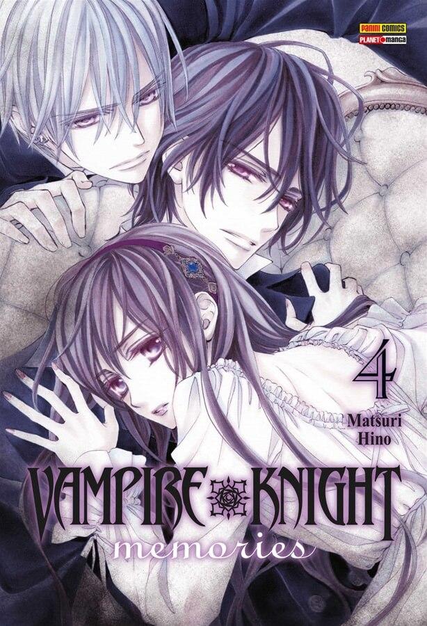 Vampire Knight Memories - Volume 04