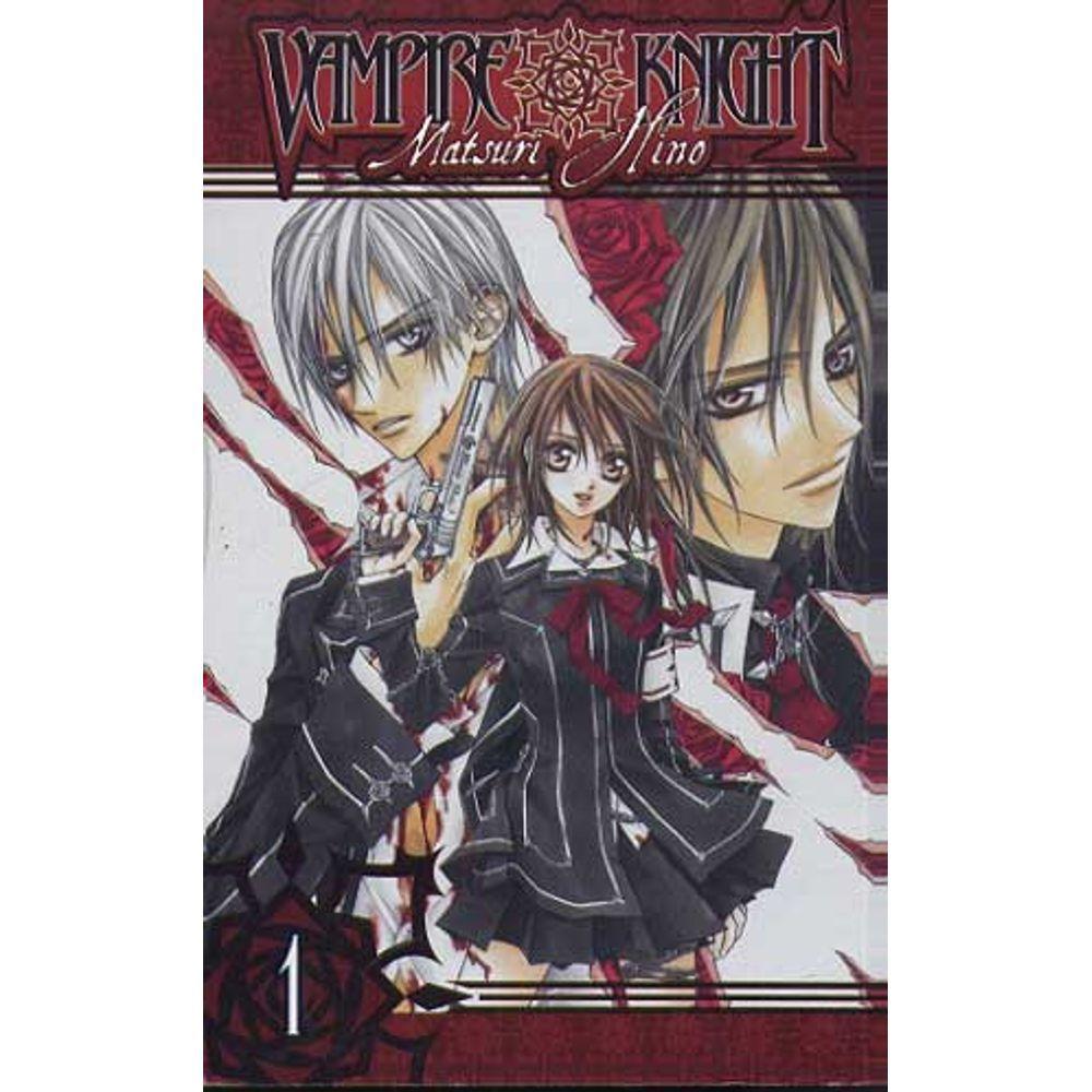 Vampire Knight - Volumes Avulsos