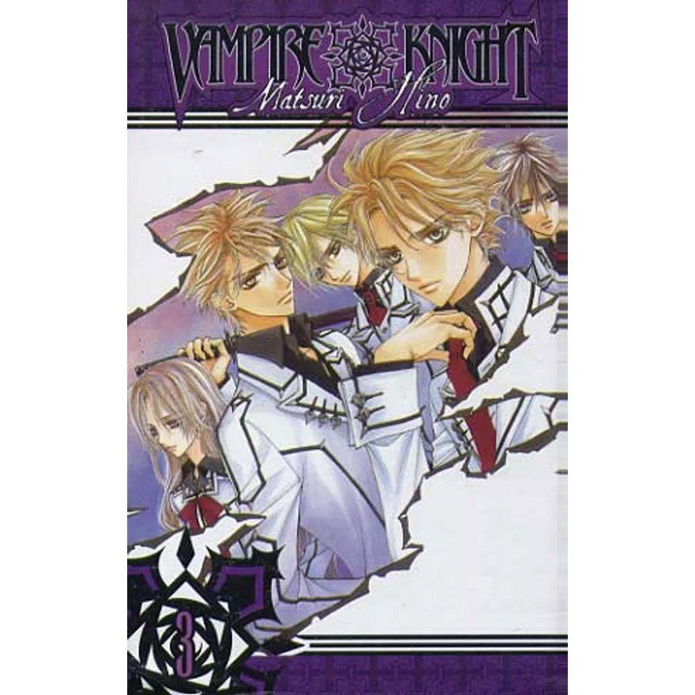 Vampire Knight - Volume 03 - Usado