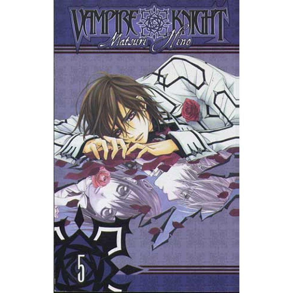 Vampire Knight - Volume 05 - Usado