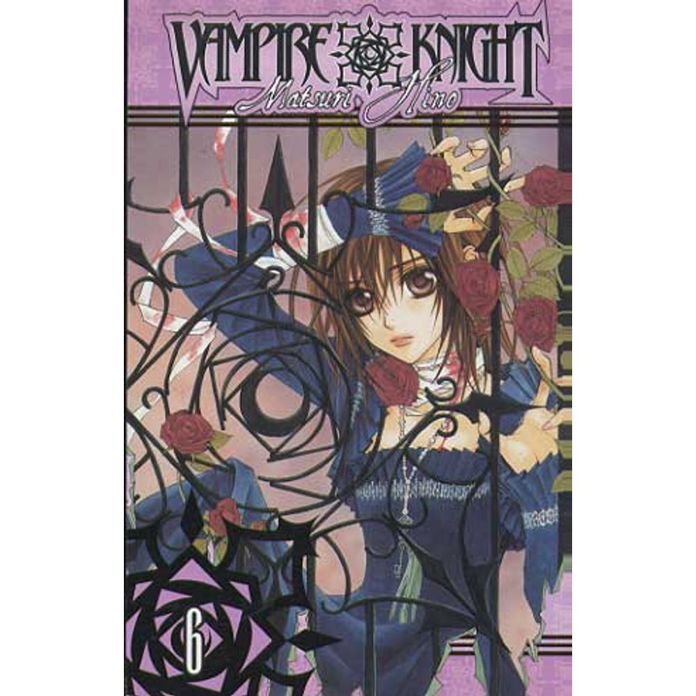 Vampire Knight - Volume 06 - Usado
