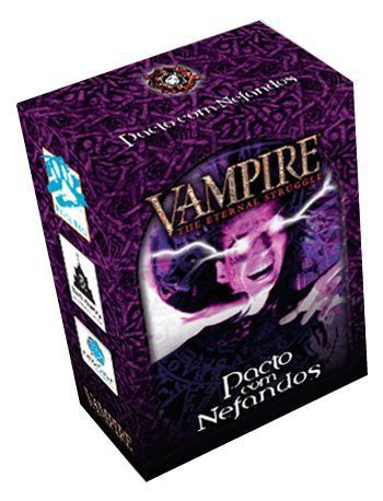 Vampire The Eternal Struggle - Pacto com Nefandos