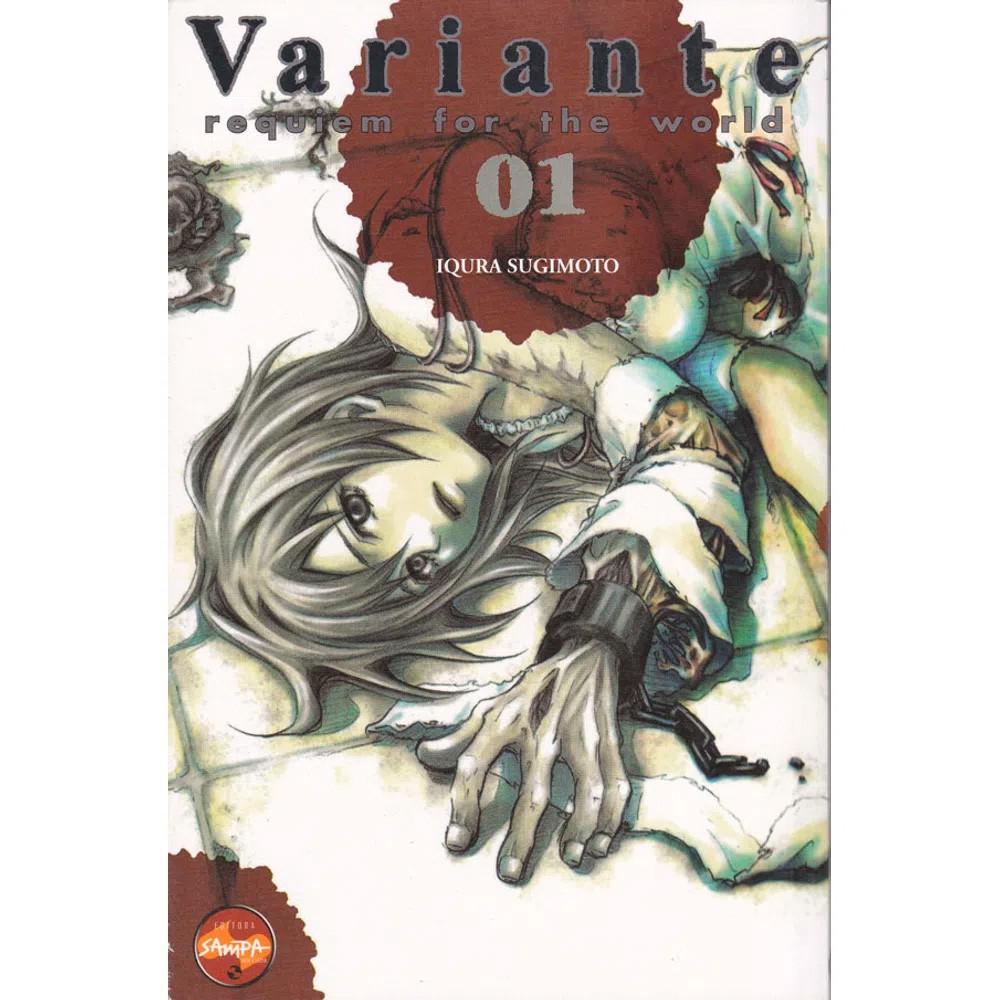 Variante - Requiem Fot The World - Volume 01 - Usado