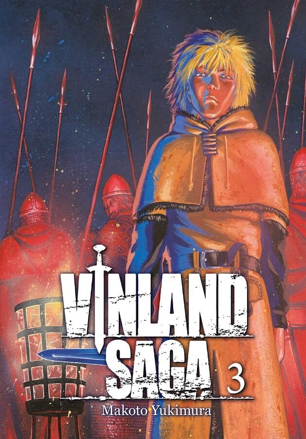 Vinland Saga Deluxe - Volume 03